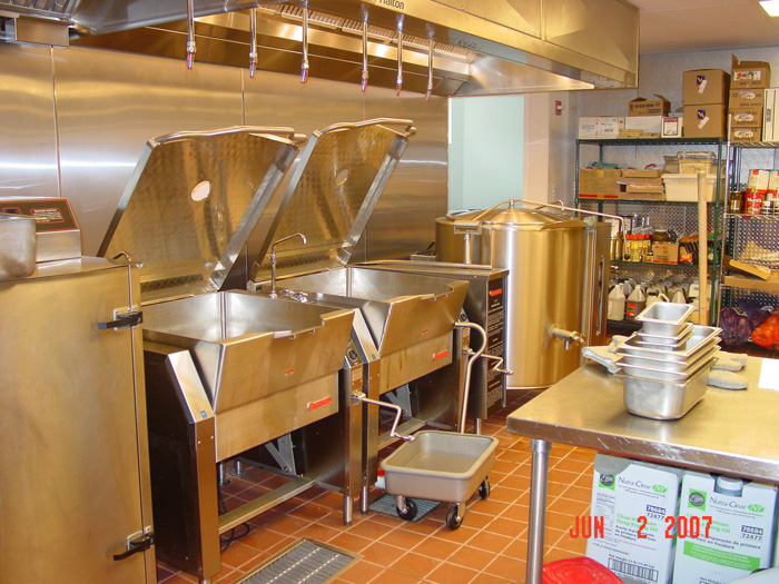 CAFETERIA KITCHEN DESIGN « Kitchen Design Ideas